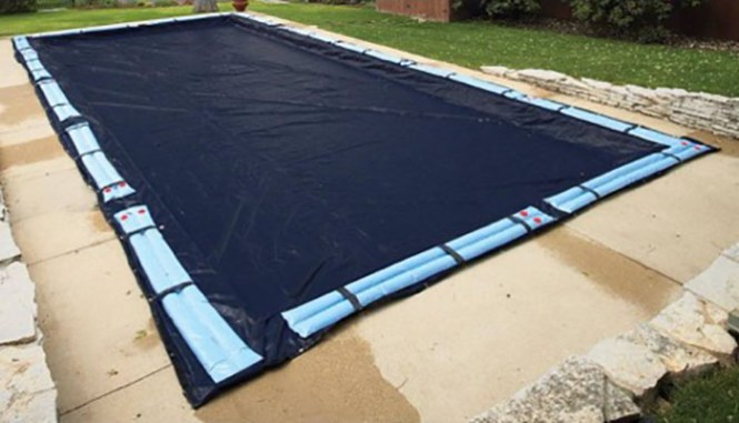 Water Conservation & Automatic Pool Covers