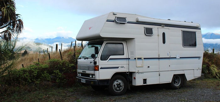 Right Motorhome for Your Scotland Vacation