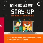 The Benjamin Foundation launches NEW virtual fundraising challenge in the wake of Covid