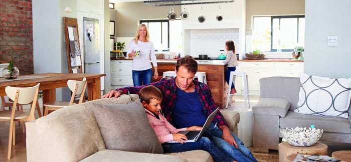 Almost two thirds of adults worry about their home