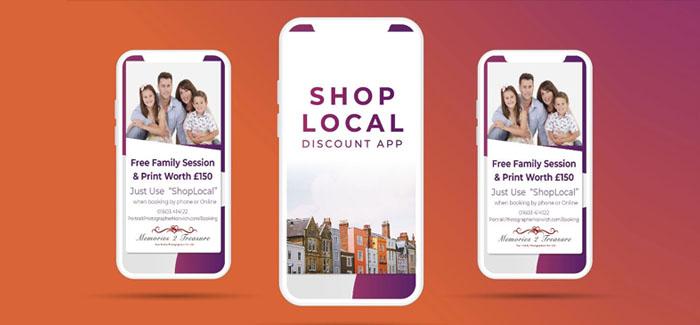 Shop Local App