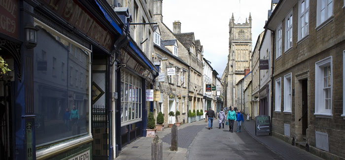 Let's Move to Cirencester