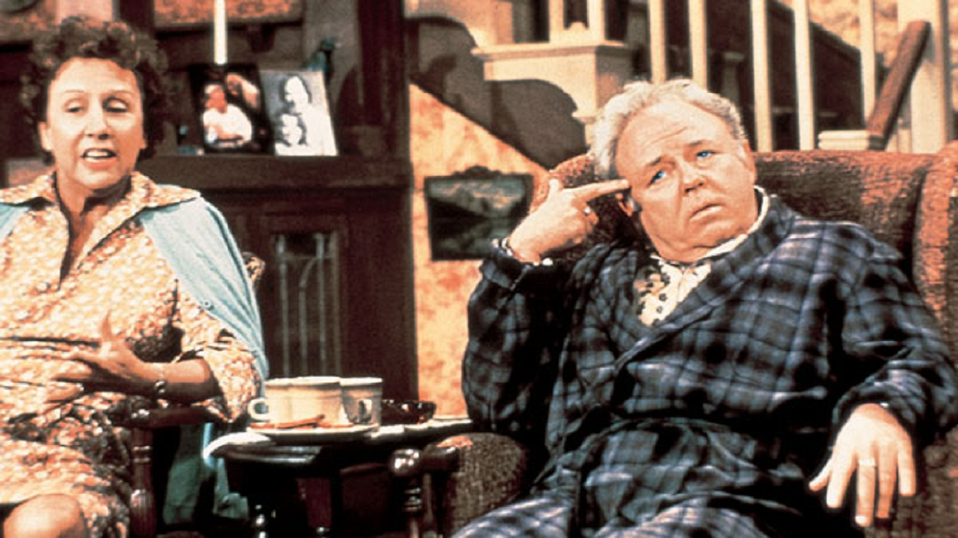 Image result for edith and archie bunker pictures