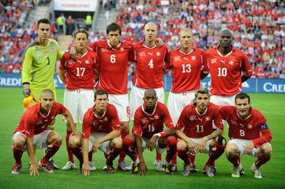 Switzerland national football team