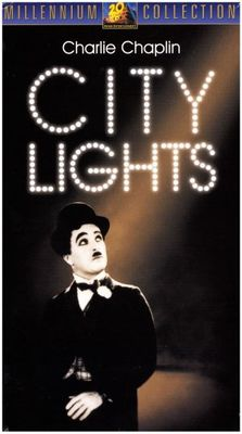 city lights movie poster 1931 poster