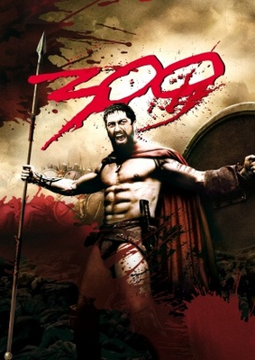 300 movie poster 2006 poster