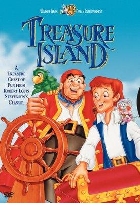Treasure Island movie poster (1973) poster MOV_3d4218eb