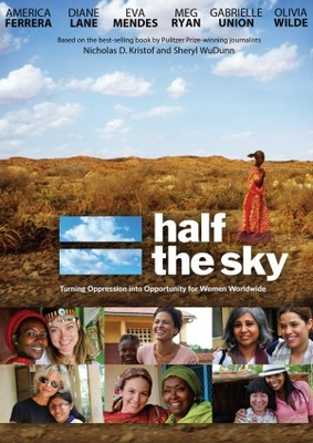 Half the Sky movie poster (2012) poster MOV_da079446