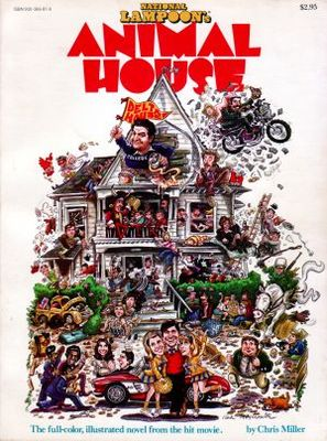 animal house movie poster 1978 poster