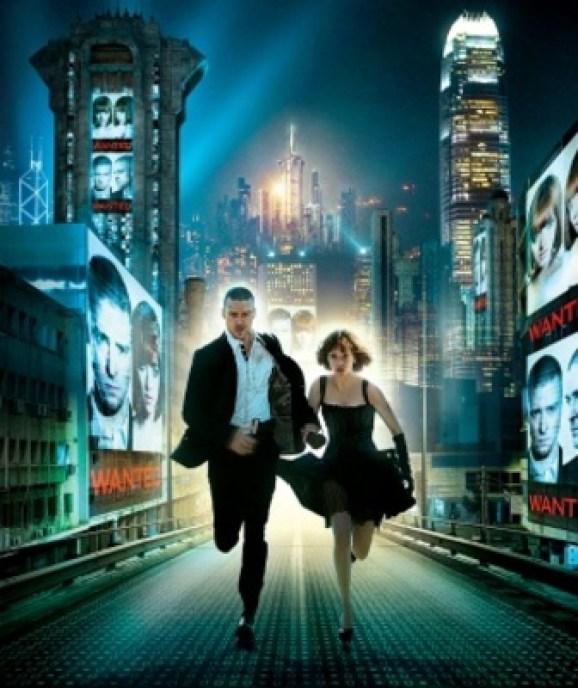 Risultati immagini per in time film poster