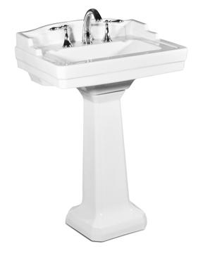 icera neo venetian pedestal lavatory