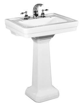 icera richmond pedestal lavatory