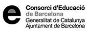 Logotipo Consorci d'educació de Barcelona