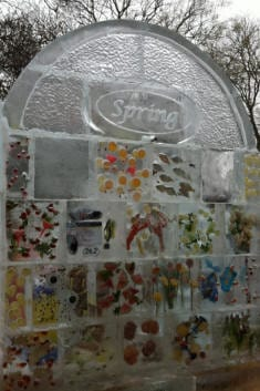 Boston first night ice carving 11