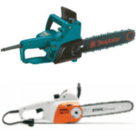 Chainsaw Comparison