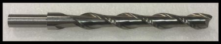"1/2"" End Mill with 3/8"" Shank"