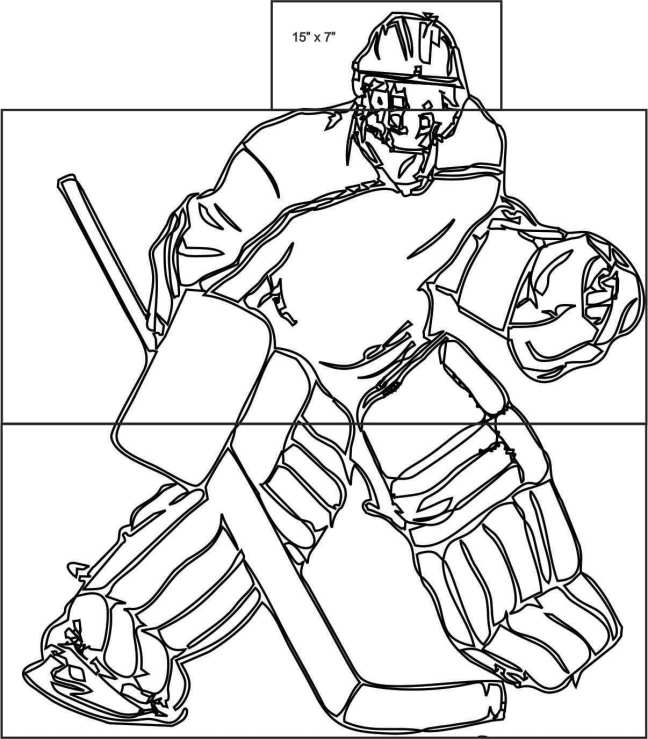 Goalie Template