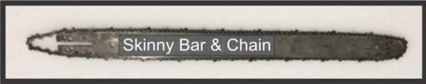 skinny bar and chain