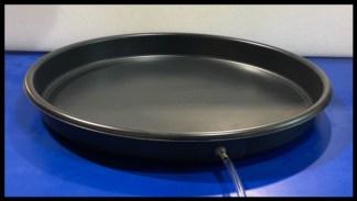 31 inch round drip pan