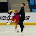Mina Zdravkova & Christopher Davis