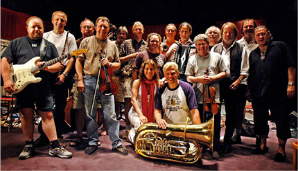 Benny Anderssons Orkester to play their first London gig