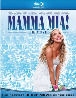 Mamma Mia! Blu-ray USA box cover