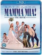 Mamma Mia! Blu-ray UK box cover