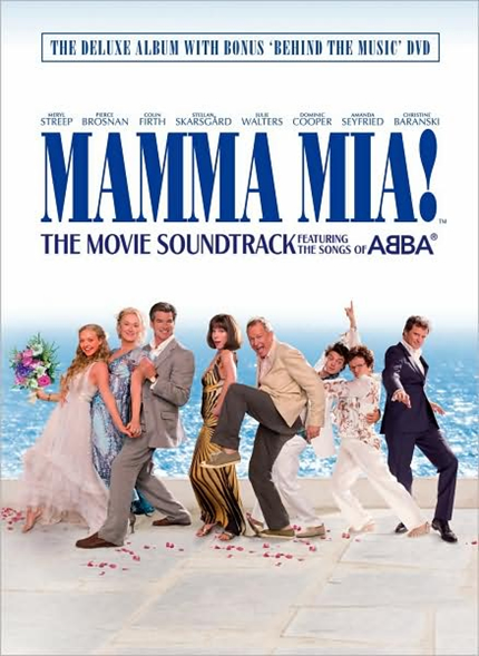 Mamma Mia! Deluxe Edition CD