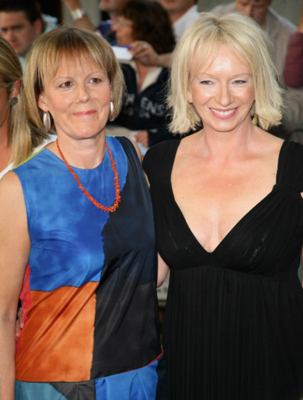 Director Phyllida Lloyd and producer Judy Craymer