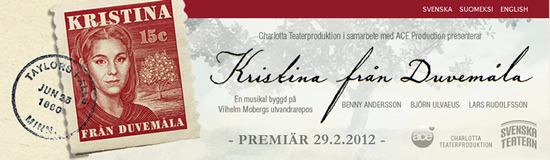 Kristina website launched