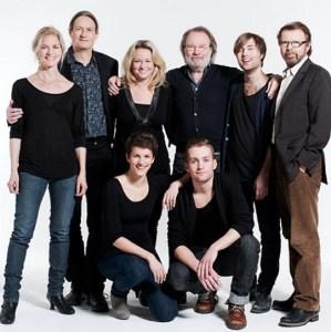 Benny, Björn and the Helsinki gang