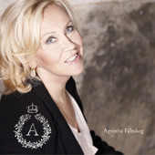 'A' by Agnetha. The new album.