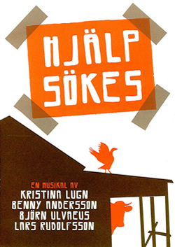 Get ready for 'Hjälp sökes' on CD - coming soon!