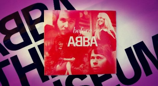 The 'Before ABBA' CD - this album is only sold at ABBA The Museum but you could win a copy...