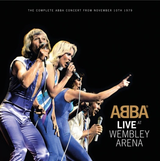 Ludvig was producer of ABBA Live at Wembley Arena