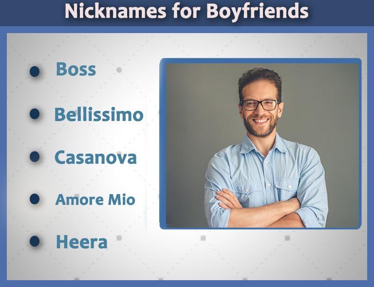 nicknames for boyfriends
