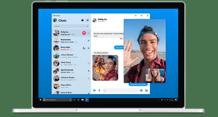 Facebook-Messenger-Desktop-App