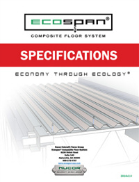 Steel Decking For Concrete Floors Ecospan Get More For Less