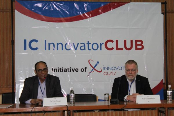 Dr.-VK-Singh-and-Prof.-Paul-Lillrank-at-IC-InnovatorCLUB-third-meeting-1024x683