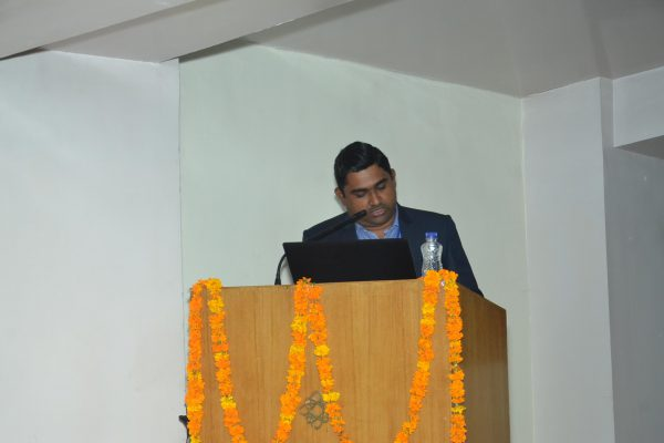 26. Inaugural session at InnovatioCuris celebrations