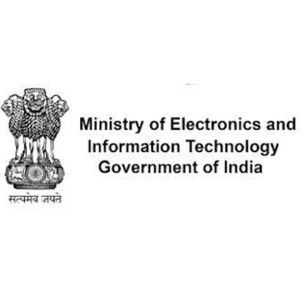 HackforCrisis ideathon partner - Ministry of Electronics and Informatoon Technology - Government of India
