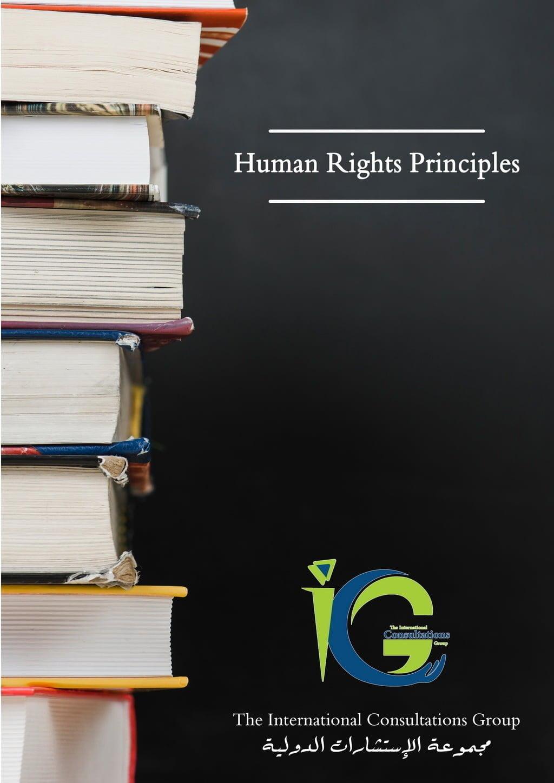 !Human Rights Principles