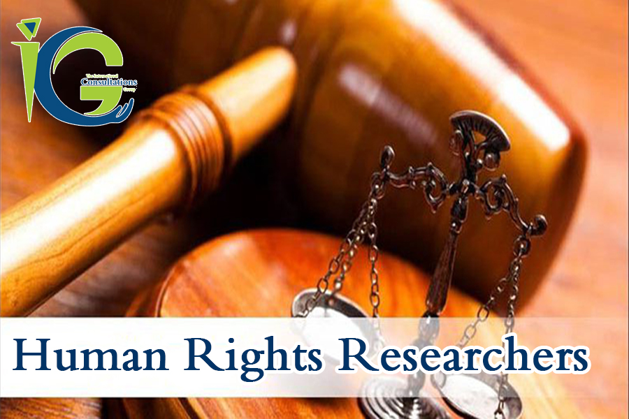 Human Rights Researchers1