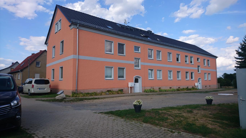3-Raum Mietwohnung in Waltersdorf bei Luckau