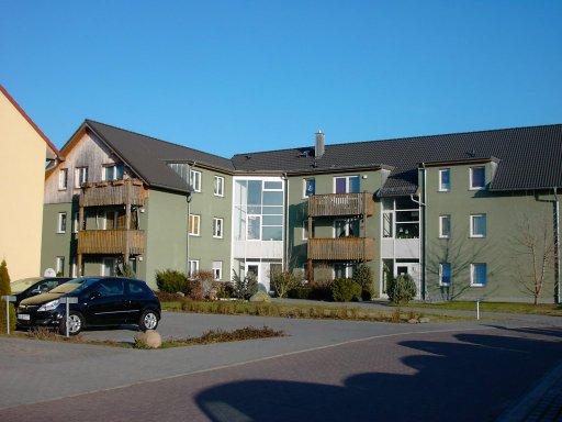 3-Raum-Mietwohnung mit Balkon in Vetschau