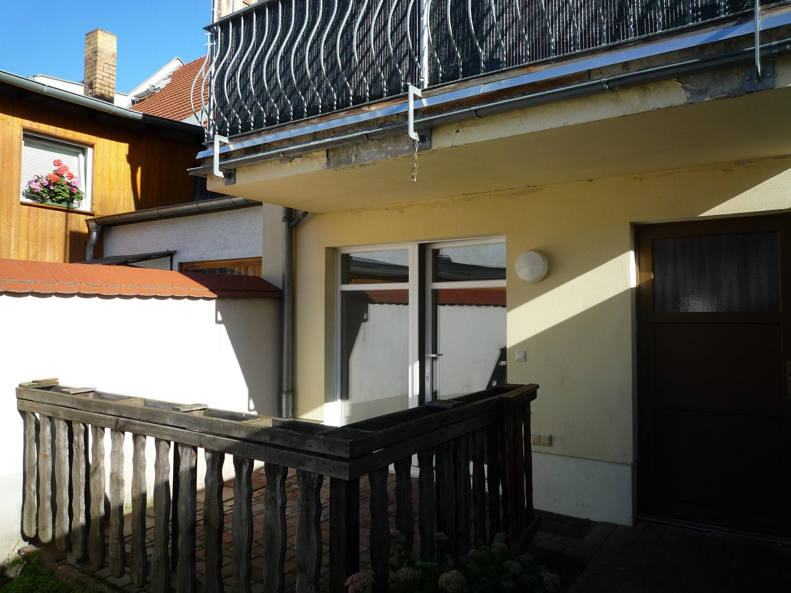 2-Raum-Mietwohnung Luckau