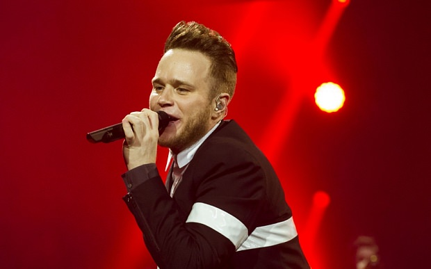 Mass appeal: Murs reaches out to all generations with his cheeky-chappy stage act
