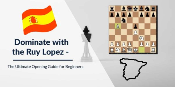Dominate With The Ruy Lopez - The Ultimate Opening Guide For Beginners