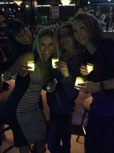 Girls Night Out at Bar 101 Charleston West Virginia