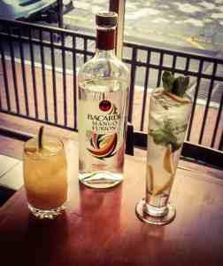 Bacardi Cocktails at Bar 101 Charleston WV